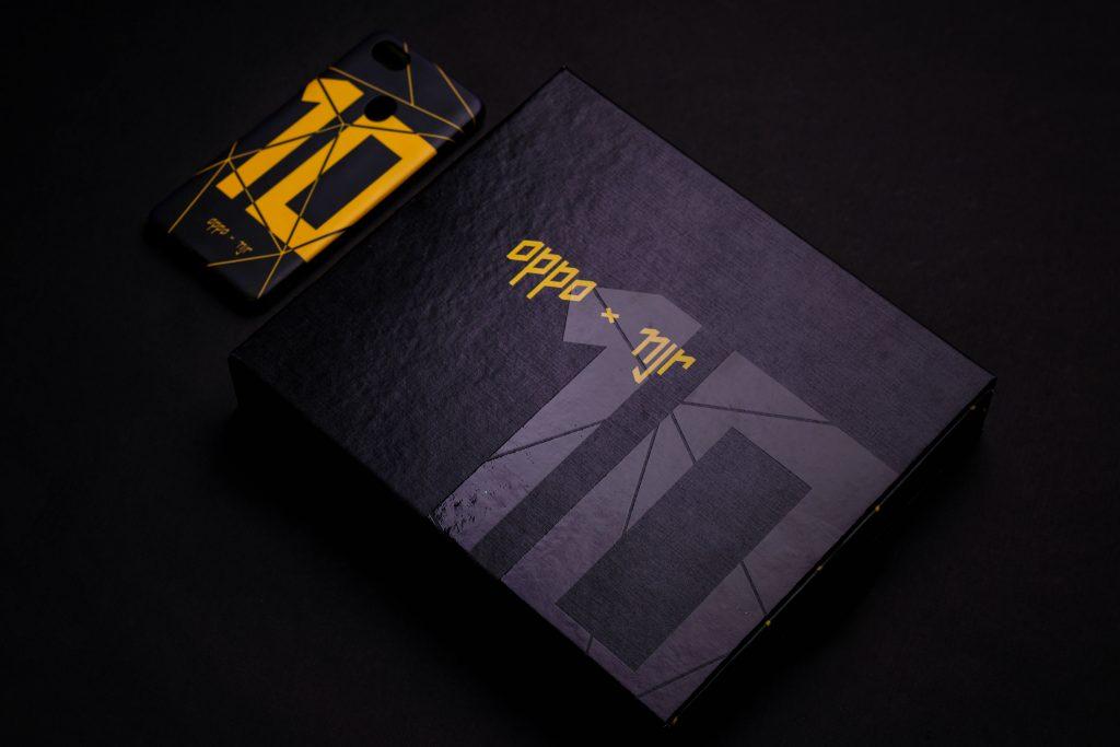 Box neymar