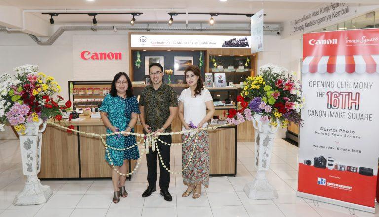 Canon Image Square ke-16 Hadir di Kota Malang