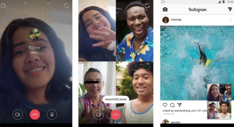 Bertambah Lagi Satu Fitur Video Baru di Instagram. Group Video Chat!