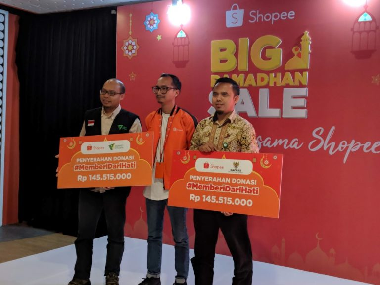 Ramadhan Tahun Ini Shopee Alami Peningkatan Transaksi Hingga 500 Persen