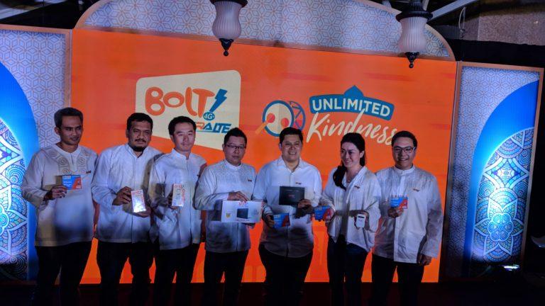 Jelang Idul Fitri, BOLT Alami Peningkatan Konsumsi Akses Internet
