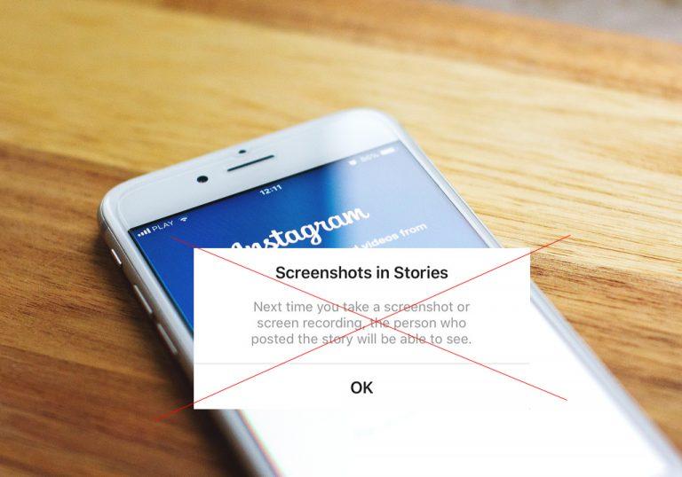 Fitur Notifikasi Screenshot Batal Diterapkan di Instagram. Apa Alasannya?