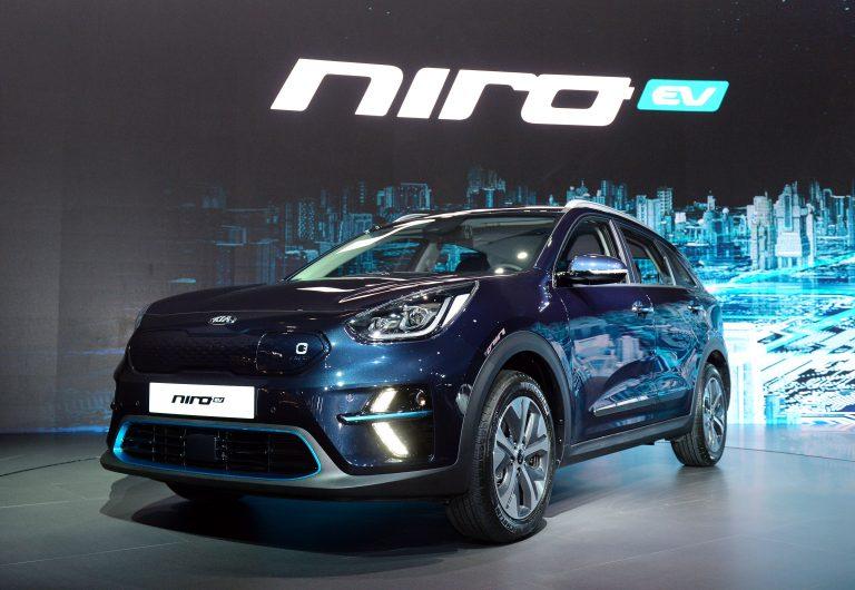 Kia Niro EV Muncul di Busan Motor Show