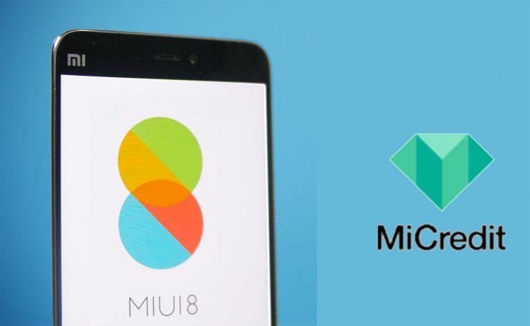 Xiaomi Perkenalkan Mi Credit, Hanya untuk Smartphone Xiaomi Berbasis MIUI