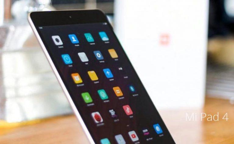 Kata Xiaomi, Mi pad 4 Akan Hadir dengan Teknologi AI Face Recognition
