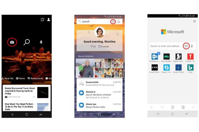 Kini Mesin Pencari Bing Bisa Mencari Informasi dari Sebuah Image