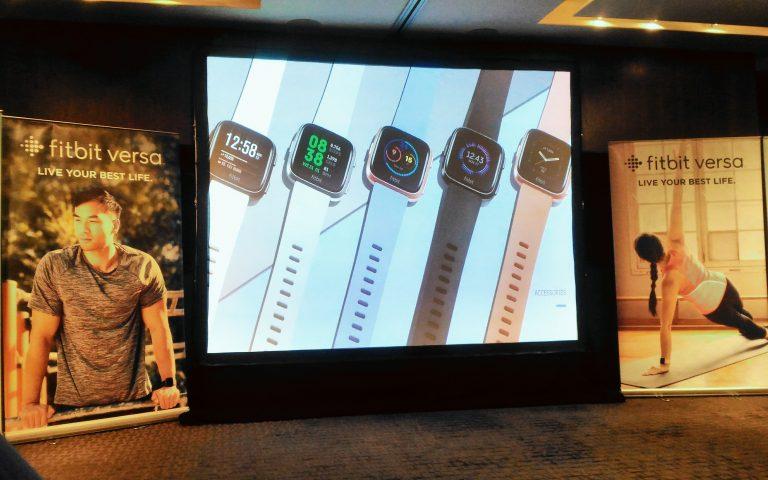 Hadir di Indonesia, Fitbit Langsung Tancap Gas Melalui Fitbit Versa
