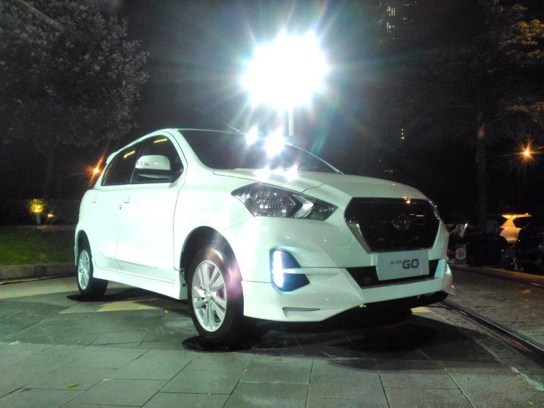 Keseruan Ngabuburit Sambil Berkendara New Datsun GO dan GO+ di Tengah Kota