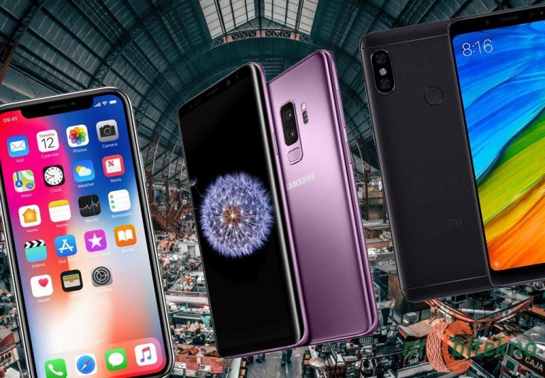 10 Ponsel Terlaris April 2018: Galaxy S9 Series Lebih Laris dari iPhone X, Tapi…
