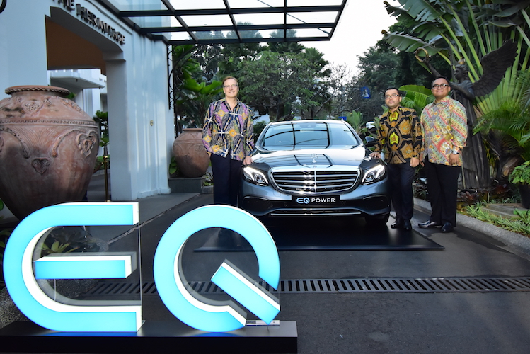 Mercedes-Benz National Service Week Tingkatkan Volume Kendaraan Masuk Bengkel Hingga 7 Persen