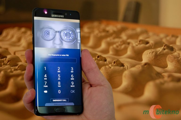 Samsung Mungkin Ganti Iris Scanner dengan 3D dan In-Display Fingerprint Sensor di Galaxy S10