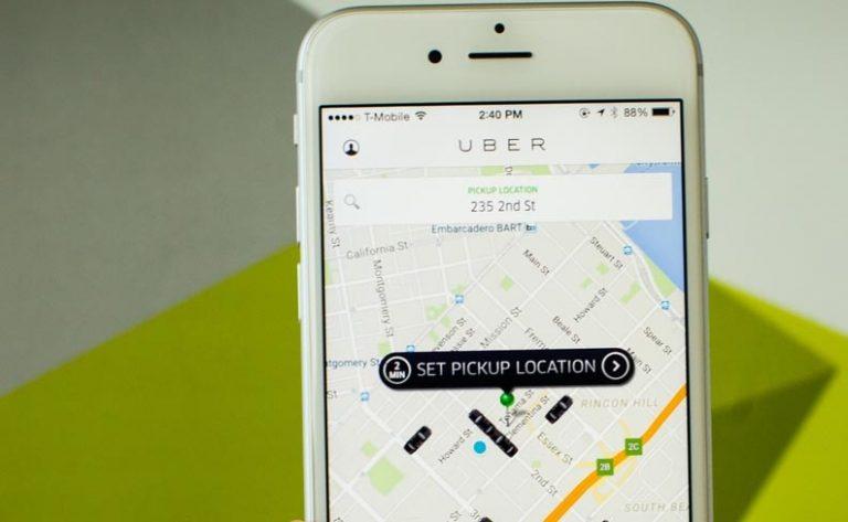 Kini Tidak Bisa Lagi Memesan Uber Melalui Google Maps