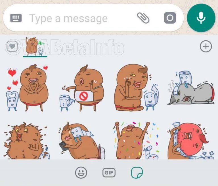 Sudah Lama di Aplikasi Chat Lain, Fitur Sticker Akhirnya Datang Juga di WhatsApp