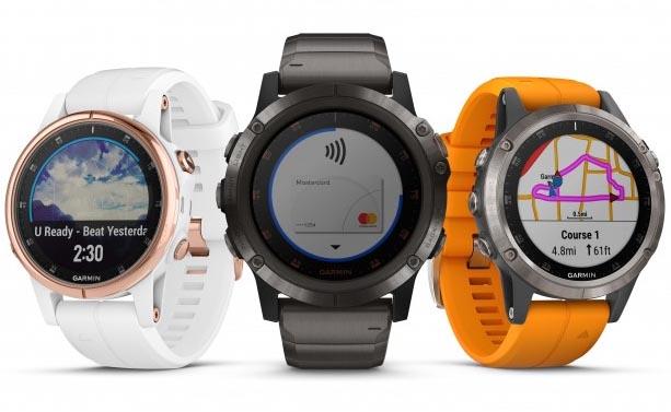 Garmin Perkenalkan Fenix 5 Plus Multisport GPS