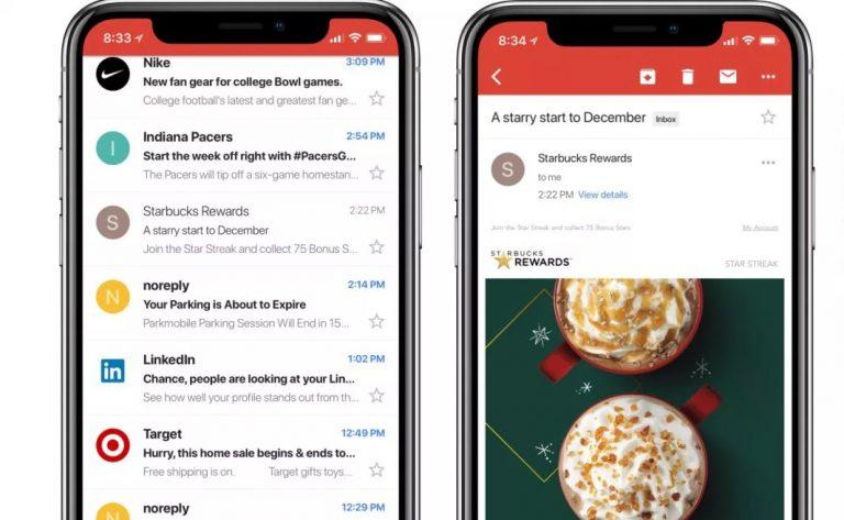 Capek, Lihat Banyak Notifikasi Gmail di Smartphone? Coba Gmail untuk iOS
