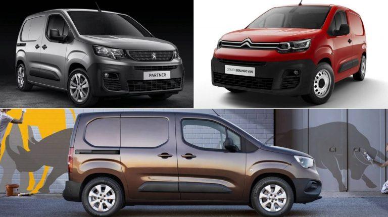 Luncurkan 3 Van Baru, Peugeot Partner, Citroen Berlingo, dan Opel Combo. PSA Group Sasar 100 Negara