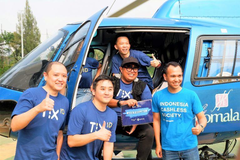 Kompetisi #TIXCOPTER, 12 Orang ini Dijemput Helicopter untuk Nonton Mission Impossible Fallout