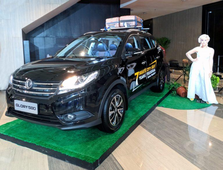 Ditunjuk Jadi Brand Ambassador, Ini Kata Agnez Mo Tentang DFSK dan Mobil SUV Glory 580