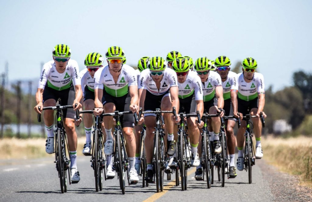 Dimension Data team - Tour de France 2018