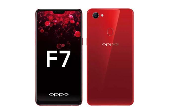 OPPO F7 Varian 6GB+128GB