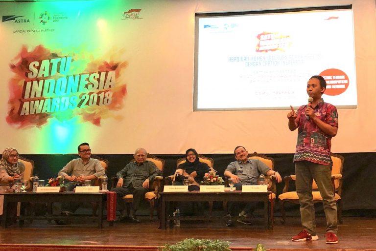 Astra Gelar SATU Indonesia Award 2018 Berbagi Inspirasi di Ibukota Kalimantan Timur