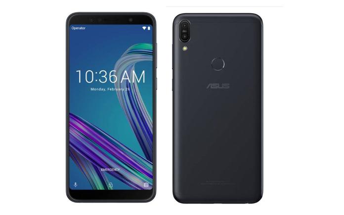 ASUS ZenFone Max Pro M1 (ZB602KL) Varian 4GB+64GB