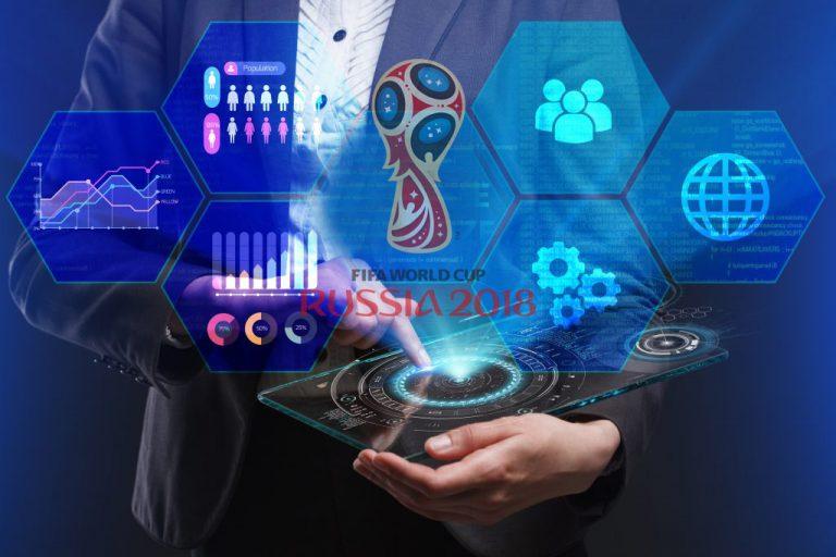 Bukan Sekadar Ajang Sepak Bola, Ini Peranan Analitik Big Data di Piala Dunia 2018