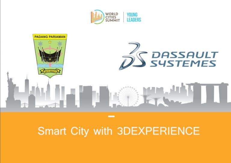 Smart City di Padang Pariaman akan Didukung Oleh Dassault Systemes