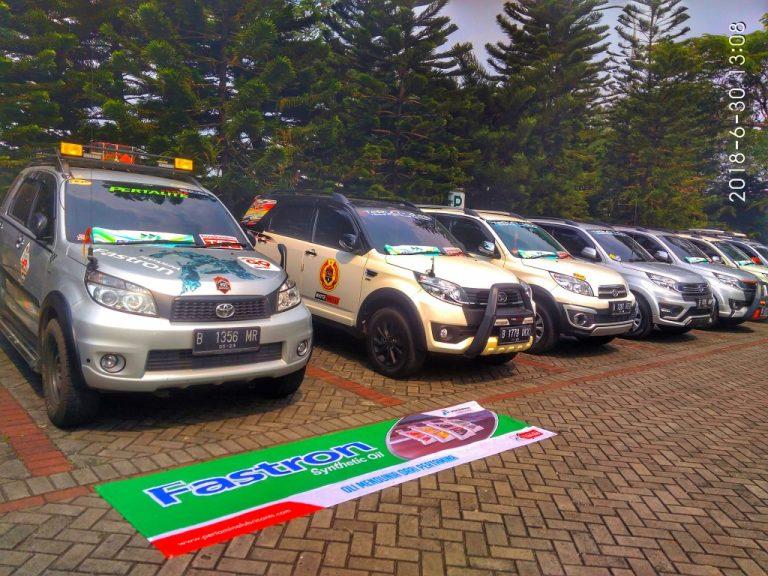 Terios Rush Club Indonesia (TeRuCI) Gelar Halal Bihalal dengan Tausiah dan Baksos