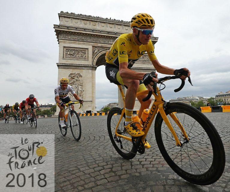 Rangkul Atensi Kaum Muda, Ajang Tour de France 2018 akan Libatkan Analisis Data dan Medsos