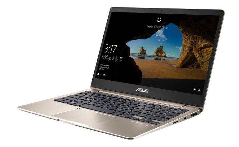 Asus Zenbook UX331, Produk Terbaru Asus dengan Desain Elegan dan Tipis