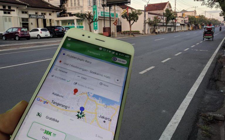 Saat Ini OVO di Grab Baru Bisa Digunakan untuk Layanan Transportasi Saja