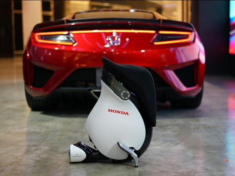 Honda Janjikan Inovasi Teknologi Canggih Di GIIAS 2018