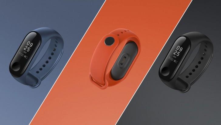 Xiaomi Sediakan Dua Opsi Warna Lagi untuk Mi Band 3