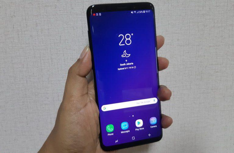 Review Samsung Galaxy S9+: Flagship Terbaik Samsung Saat Ini