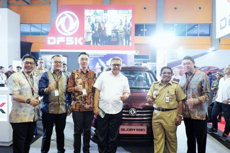 Tiba Di GIIAS Makassar, DFSK Tak Ketinggalan Bawa SUV Jagoannya