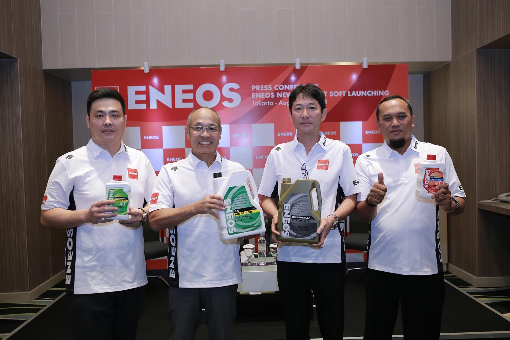 Launchong ENEOS
