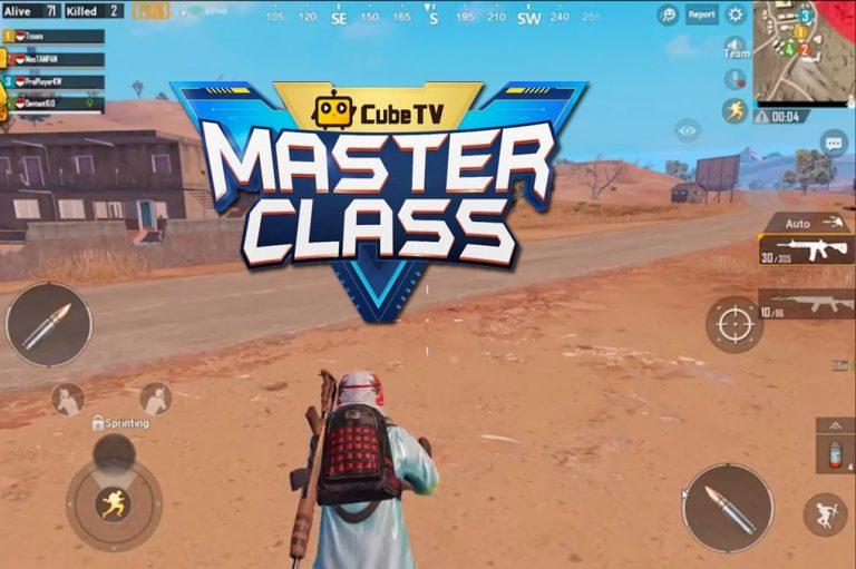 Berhadiah Total US$ 40 Ribu, Cube TV Masterclass Diikuti Ratusan Ribu Gamers Indonesia