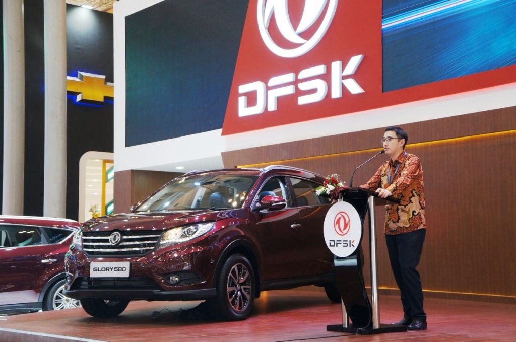 DFSK Glory 580