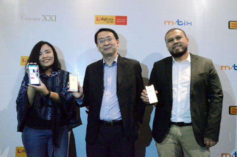Permudah Pembelian Tiket Bioskop, Digibank Jalin Kerjasama dengan M-Tix