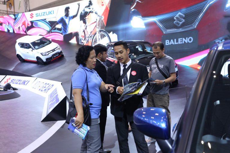 Mau Beli Produk Kendaraan Suzuki di GIIAS 2018? Ini Dia Skema Pembiayaan yang Ditawarkan Suzuki