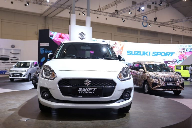All New Swift Strong Hybrid Hadir, Suzuki Akan Lakukan Dummy Study Terlebih Dahulu
