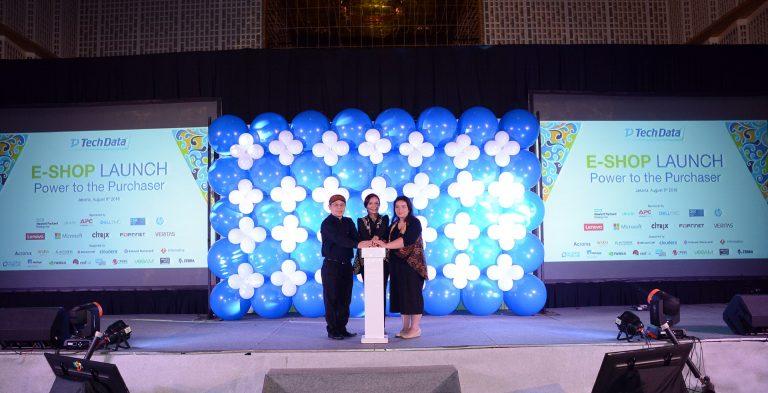 Kini, Konsumen Indonesia Bisa Nikmati Website e-Commerce Baru dari Tech Data