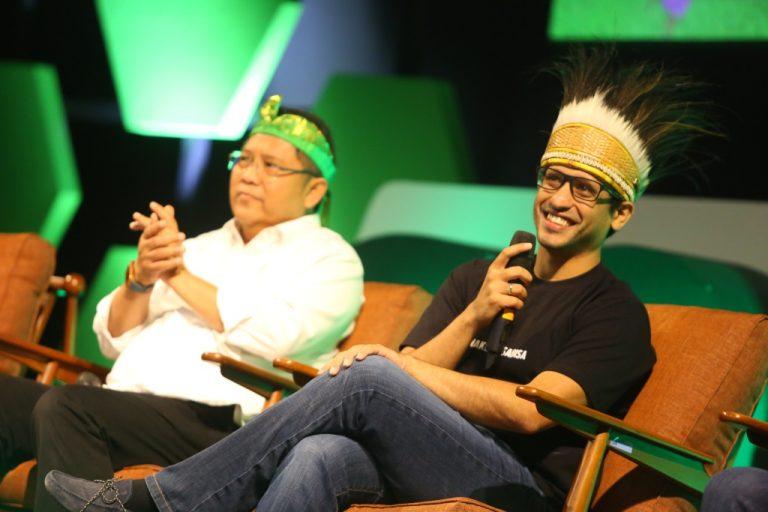 GO-JEK Hadir dari Sabang-Merauke, Tetapi Baru Tersedia di 140 Kabupaten