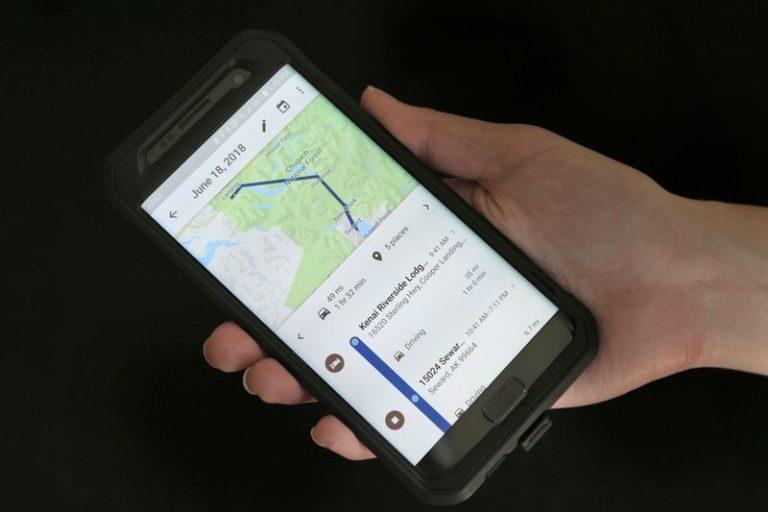 Meski 'Riwayat Lokasi' Dinonaktifkan, Google Masih Bisa Melacak Anda