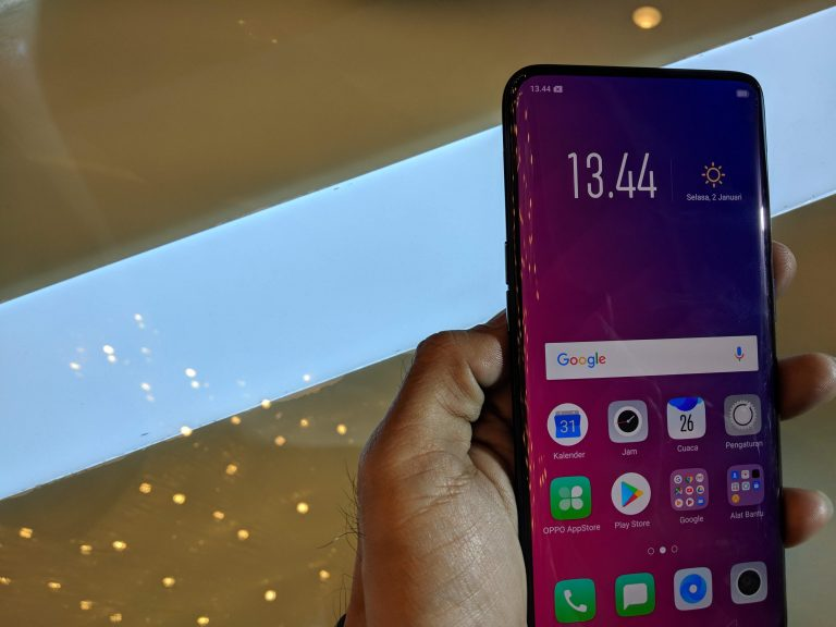 Hari Ini, OPPO Mulai Gelar Program Find X Trade-In Day