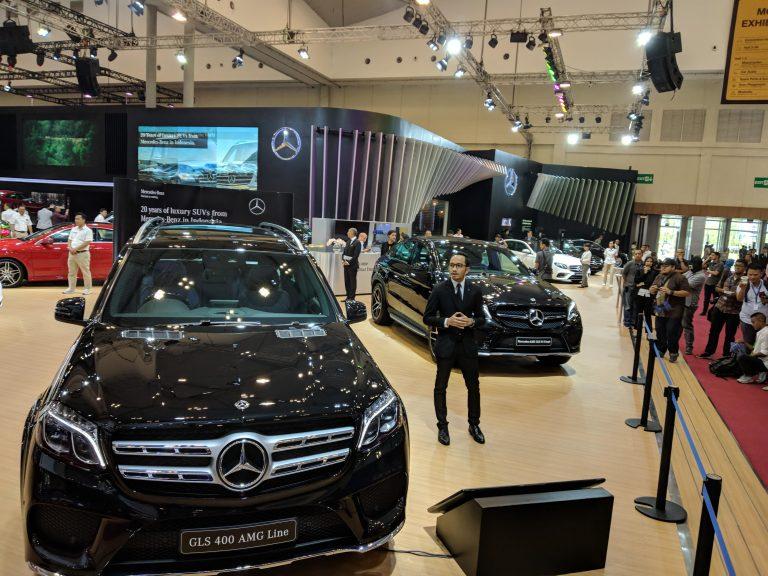 SUV Mercedes-Benz Ternyata Sudah 20 Tahun Berkiprah di Indonesia