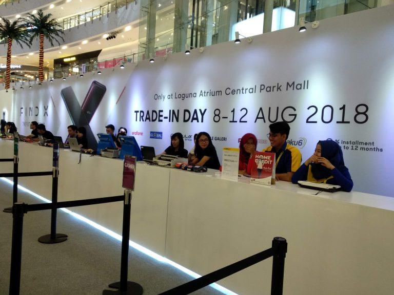 Sukses di Pre Order, OPPO Adakan Program Trade-In untuk Find X