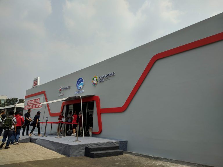 Selama Asian Games 2018, Telkomsel Buka 5G Experience Center di Arena GBK