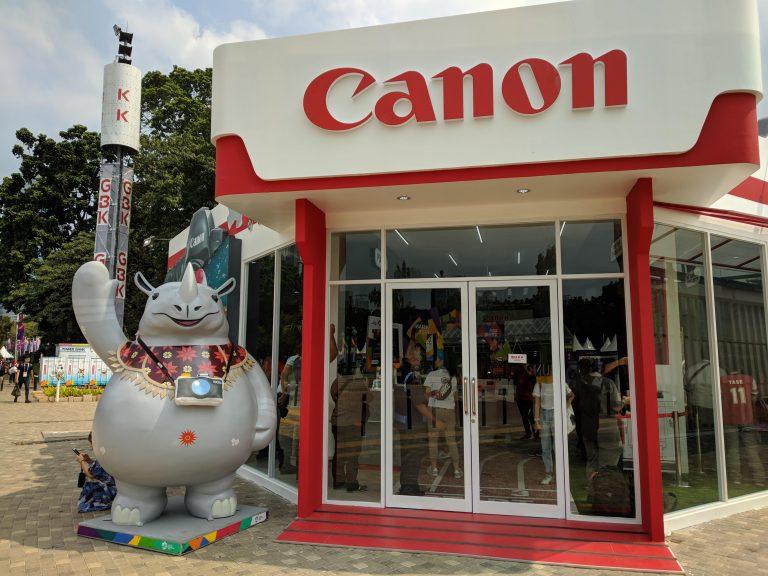 Canon Day, Bentuk Dukungan Canon Datascrip untuk Tim Bulu Tangkis Indonesia